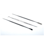 ITALERI Stainless Steel Carvers - 3pcs