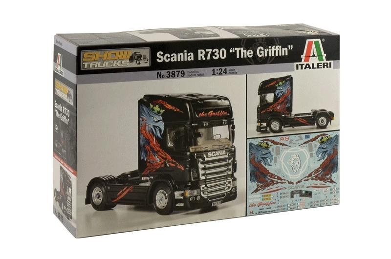 Italeri 1:24 - Scania R730 The Griffin