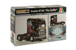 ITALERI 1:24 - Scania R730 The Griffin