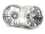 HPI-3342 LP35 RayS Volk Racing RE30 - Chrome