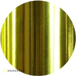 Profilm(Oracover) Chrome Yellow 2meter