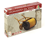 ITALERI - Mechanical Drum - Leonardo Da Vinci