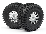 HPI-103336 Mounted Maxxis D Tires/MK