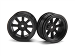 HPI-3941 MX60 8 Spoke Wheel Black