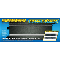 Scalextric C8526 - Track Expansion Pack 4