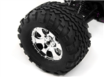 HPI-4709 Mounted GT2 Tire (2pcs)