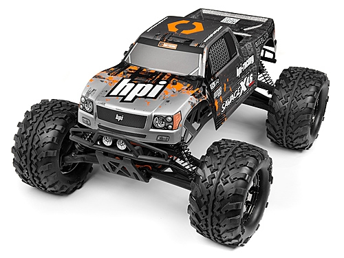 HPI-109884 Nitro GT-3 Truck Painted Savage X