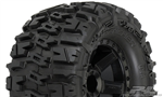 Proline Trencher 2.8inch Tires on Desperado Black
