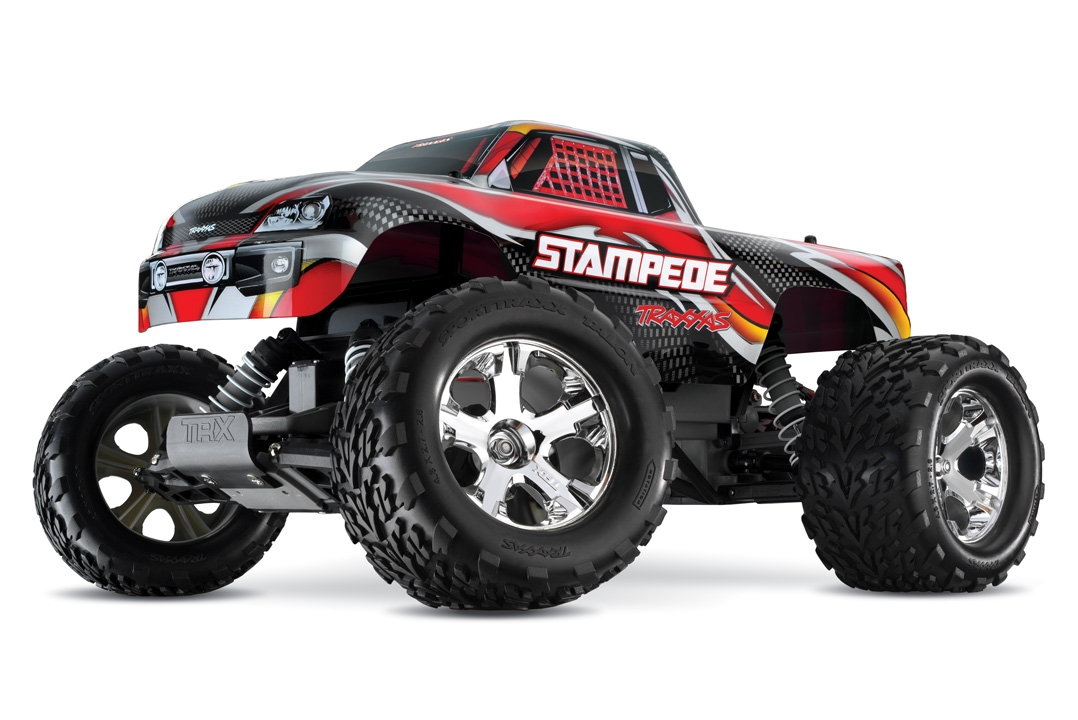 Traxxas Stampede XL-5 RTR WP :: Komplett