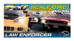 Scalextric Bilbane - Law Enforcer - Digital 1:32