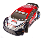 HSP Kutiger Rally 1:10 Brushless::Komplett m/NiMh