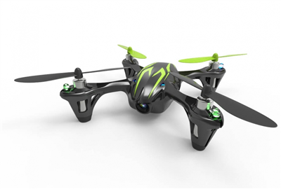 Hubsan X4 Mini Quadcopter med HD Kamera