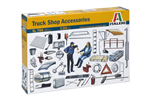 ITALERI 1:24 - Truck Shop Accessories