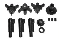 KY-BL7 Blizzard Plastic parts B