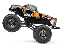 HPI Wheely King 4x4 RTR 2.4GHz