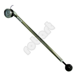 Robart Hand Pump with Gauge