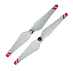 DJI Phantom 2/Vision Self-tight Prop RED (2pcs)