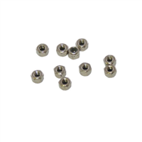 M2 Nylon Locknuts (10pcs)