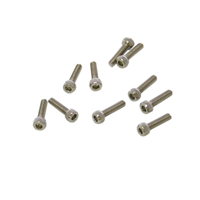 M2.5x10mm Cap Head Screw (10pcs)