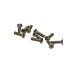 M2.5x10mm Flat Head Screw (10pcs)