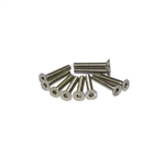 M3x18mm Flat Head Screw (10pcs)