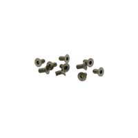 M3x6mm Flat Head Screw (10pcs)