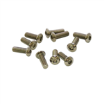M4x10mm Button Head Screw (10pcs)