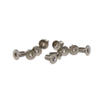 M4x10mm Flat Head Screw (10pcs)