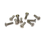 M4x16mm Flat Head Screw (10pcs)