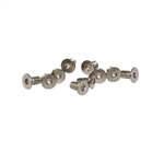 M4x8mm Flat Head Screw (10pcs)