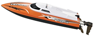 UDI Venom RC Boat - Orange 2.4G