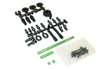 AX30492 AX10 Scorpion Rear Steer Kit