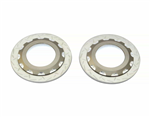 SJM Brake Rotor 340 set 2pcs