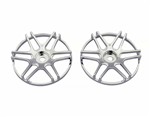SJM Wheel Disc Concave 12 Plating 2pcs