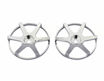 SJM Wheel Disc Concave 6 Plating 2pcs