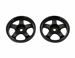 SJM Wheel Disc Meister S1 3P Black 2pcs