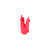 U840-04 Motor Socket - Red