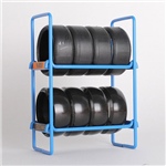 OOSpeed NZO Tire Rack Blue