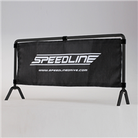 OOSpeed Speedline Barrier 20x12cm black