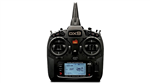 Spektrum DX9 Black 2.4GHz i Koffert m/AR9020