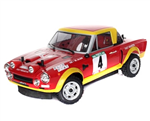 The Rally Legends Fiat 124 Abarth 1975 RTR