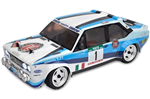 The Rally Legends Fiat 131 WRC RTR