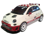 The Rally Legends Fiat 500 Abarth Asetto RTR