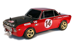 The Rally Legends Lancia Fulvia HF 1600 RTR