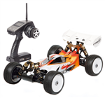 Serpent 811-Be Cobra Buggy EP 1/8 RTR Orange