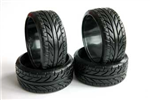EZRL3020 V-Rage Drift Tires 1/10 26mm 4pcs