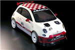 EZQR10520 Fiat 500 Abarth Clear Body Kit