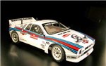 EZRL2435 Lancia 037 Clear Body Kit