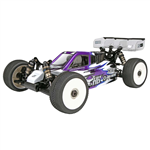 HB D815 1/8 Race Buggy Kit Tessmann World Edition