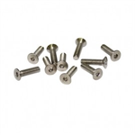 M2x6mm Flat Head Screw (10pcs)